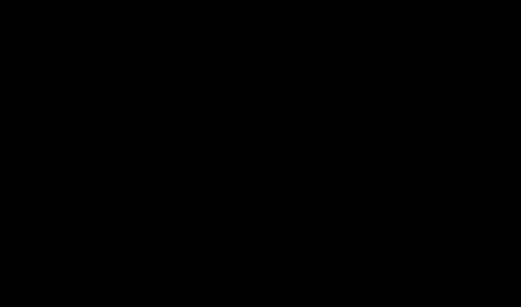 Black logo DC